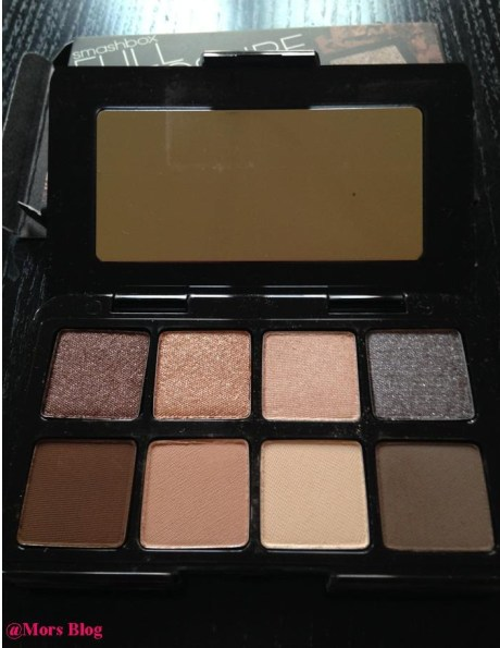 Smashbox full exposure couleur  Mors Blog