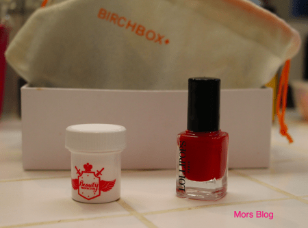 Birchbox Octobre 14 Mors Blog 6
