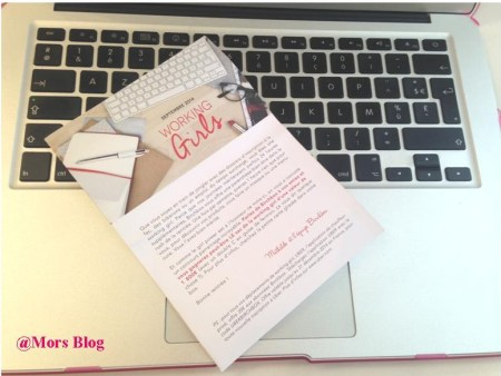 Birchbox Working Girls Septembre  1 Mors Blog