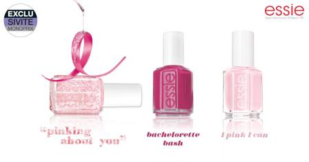 ESSIE Octobre Rose