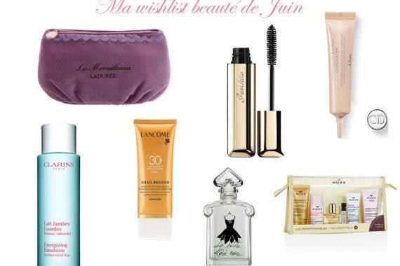 MCB : Ma wishlist beauté de Juin #1