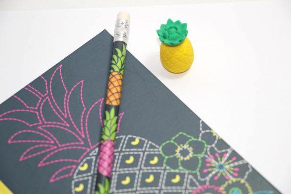 Passion Ananas avec Hema