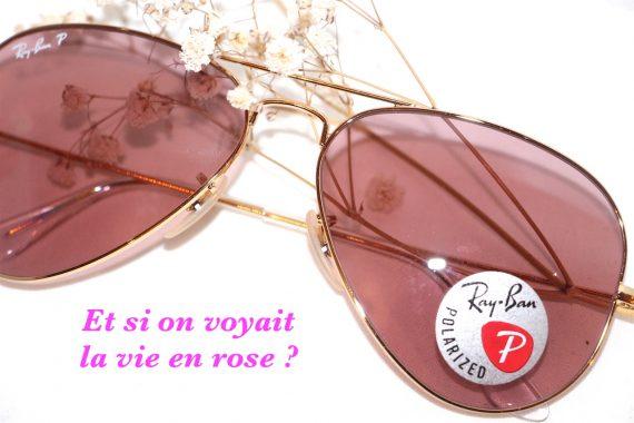 Et si on voyait la vie en rose ?