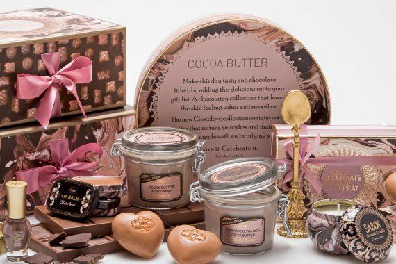 Saint Valentin : Chocolove avec Sabon