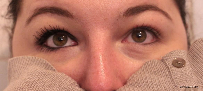 effet-faux-cil-mascara-x-fiber-loreal-morandmorsblog 7