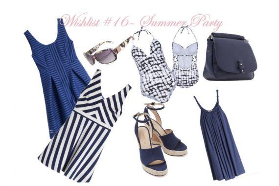 Wishlist #16 : Mes envies de l'été