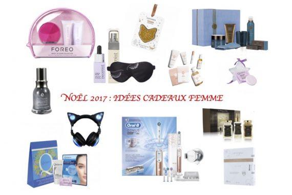 Noël 2017 : Idées cadeaux femme