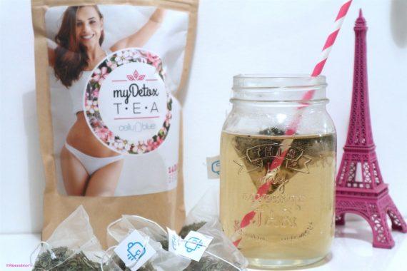 Ma Cure My detox Tea avec cellublue