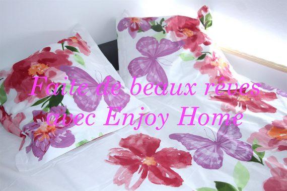 Faites de beaux rêves avec Enjoy Home