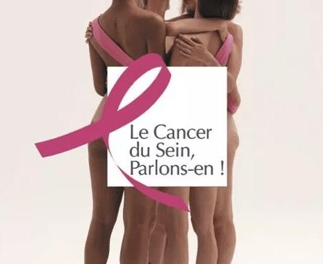 OCTOBRE ROSE 18 : Le cancer du sein, parlons en !