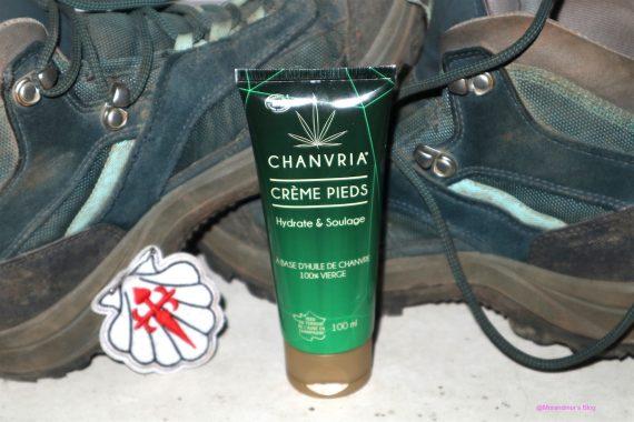 Prendre soin de ses pieds avec Chanvria