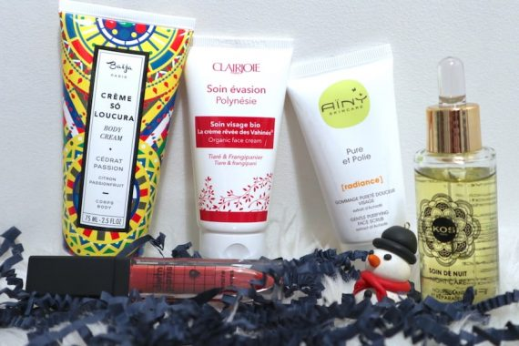 Box Beauté #1 : BiotyfullBox de Noël – LA FESTIVE
