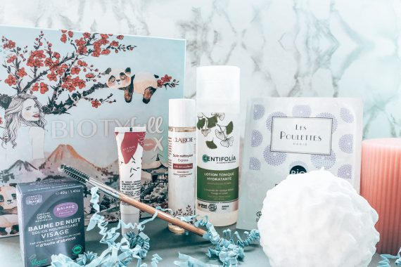 BOX BEAUTE #11 : BIOTYFULLBOX – JANVIER 20 – «La Panda Box 100% Layering »
