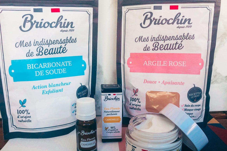 Briochin : Une gamme de produit pour des soins beauté maison