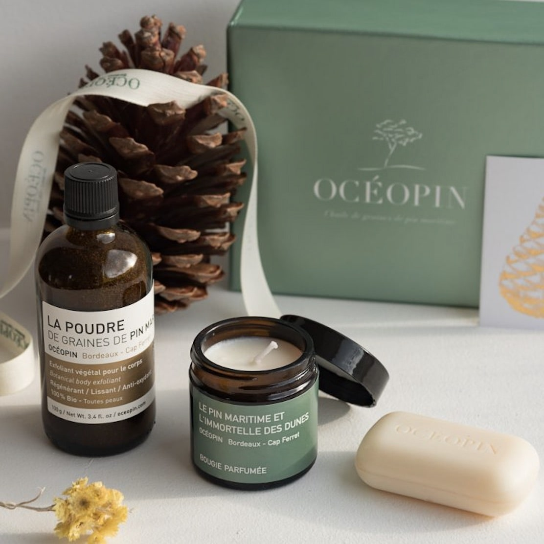 oceopin - coffret Flamboyant