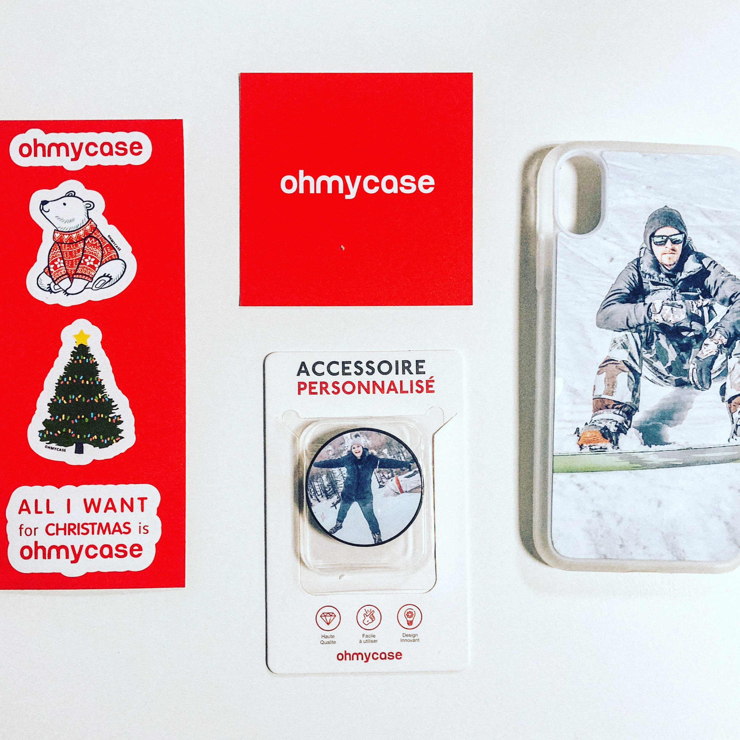 customise ton telephone avec ohmycase morandmors