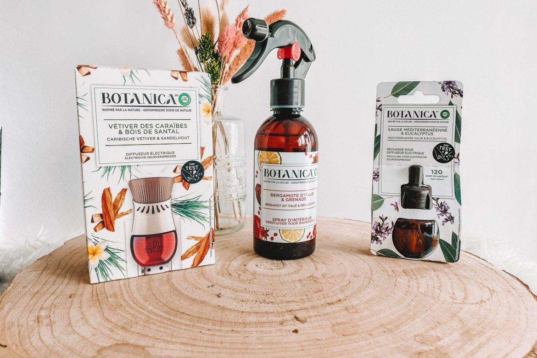 A la découverte de la gamme Botanica by Airwick