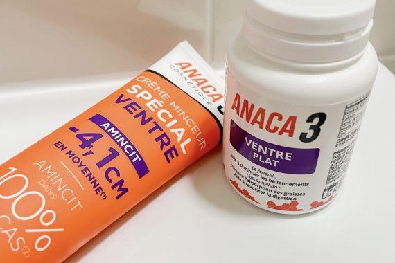 ANACA3 : Routine summer body