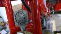 Clacson restaurato - Horn restored