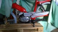 Nuovo scarico (Polini) - New exhaust (Polini)