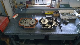 Fase di chiusura dei carter motore – Engine carters closing step