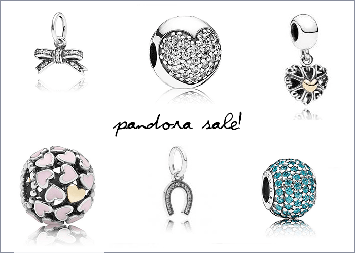 Promotion Alert: Pandora Stock Clearance Sale in the UK