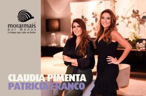 Minha Primeira Mostra: Claudia Pimenta e Patricia Franco