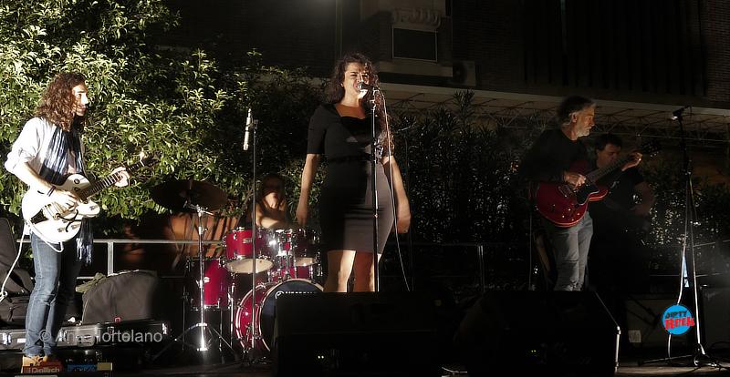 Pasacalles presentación Festival 21 de septiembre de 2019 en Moratalaz