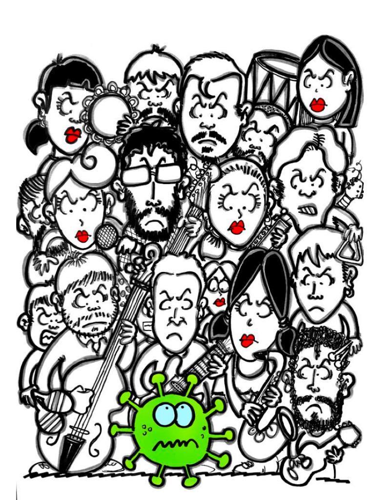 Ilustración de Ramón Figueira