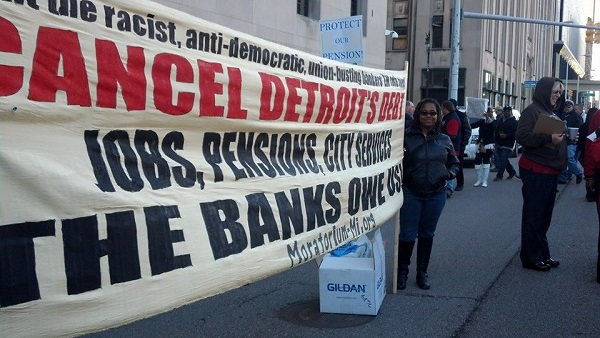 Cancel Detroits Debt to the Banks