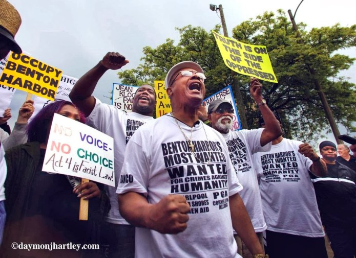 Rev Pinkney demo