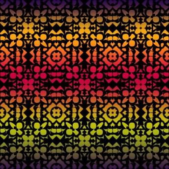 Batik Rainbow 200 Black