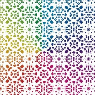 Batik 3 White