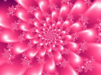Pink Pearl Swirl