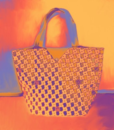 Modern Shopping Bag