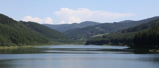 Vodní nádrž Stanovnice