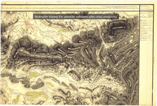 I. vojenské mapování - mapový list Frenštát (zdroj: http://oldmaps.geolab.cz/map_viewer.pl?lang=cs&map_root=1vm&map_region=mo&map_list=m094).