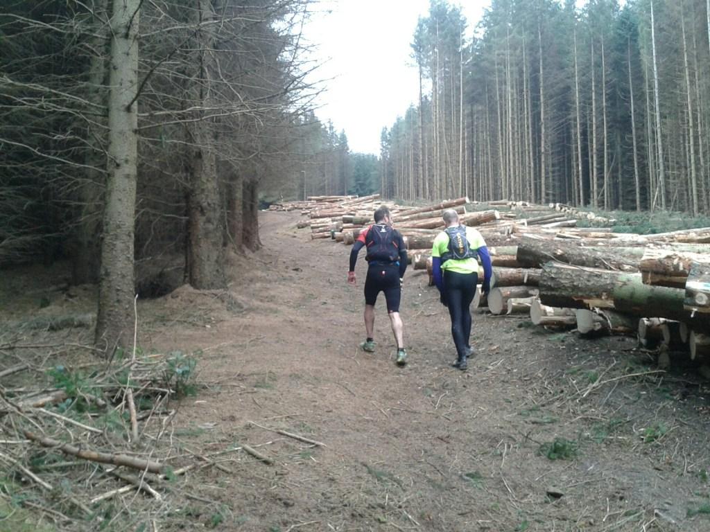 Glentress trail Marathon – 27/02/2016