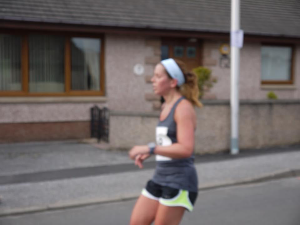 Dufftown 5 Mile/5 Hill Run – 20/07/2014