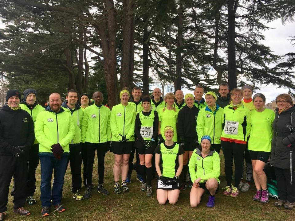 British Masters X-Country Championships – 17/03/2018