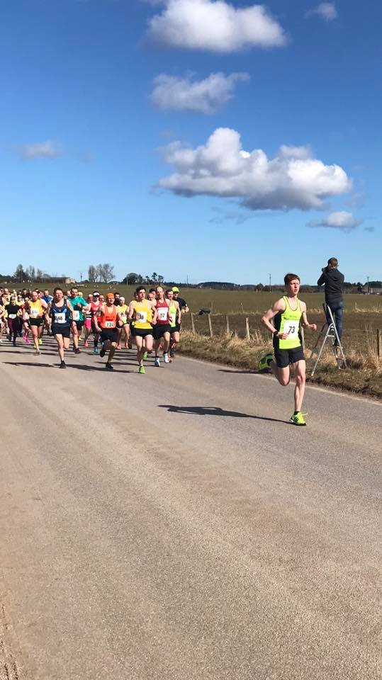 Moray Road Runners 10km