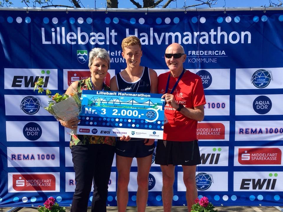 Lillebaelt Half Marathon – Denmark – 05/05/2018