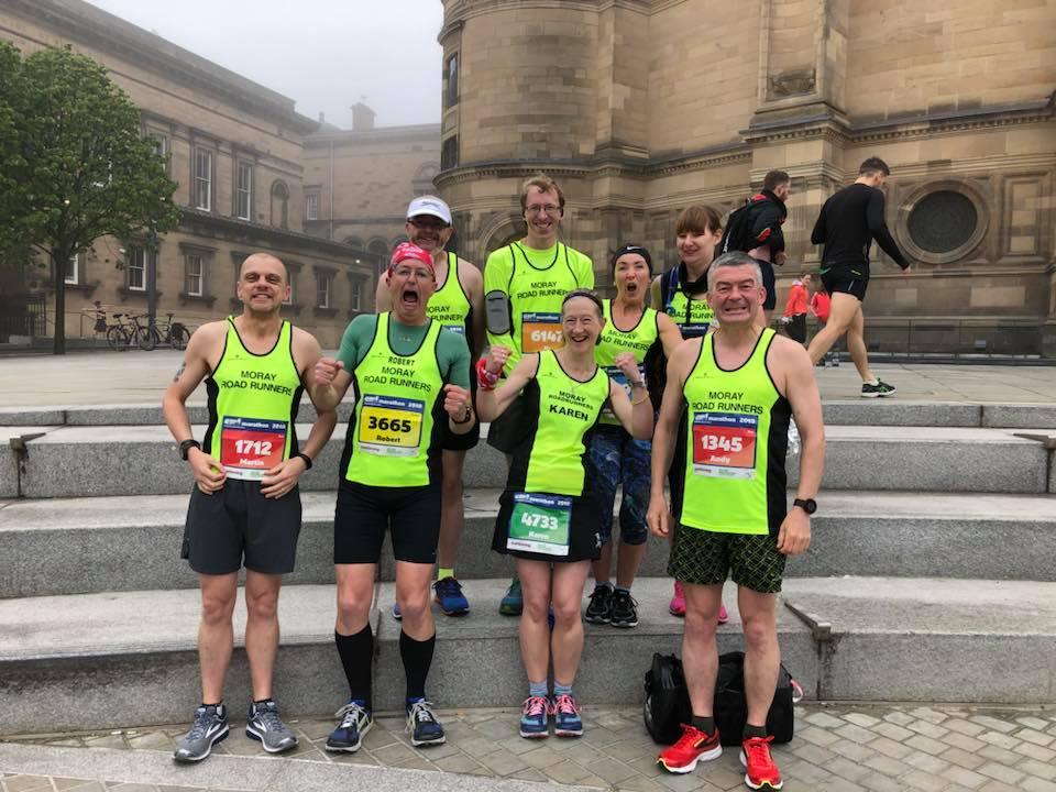 Edinburgh Marathon Festival 2018