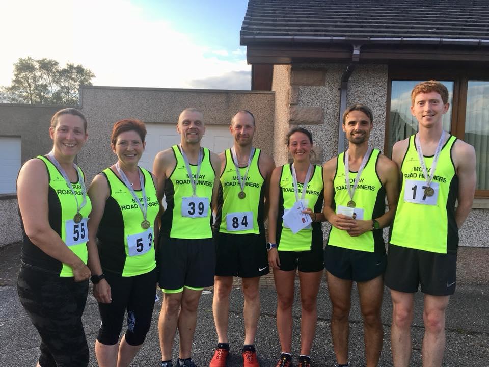 Dufftown 5 Hill/5 Mile Run