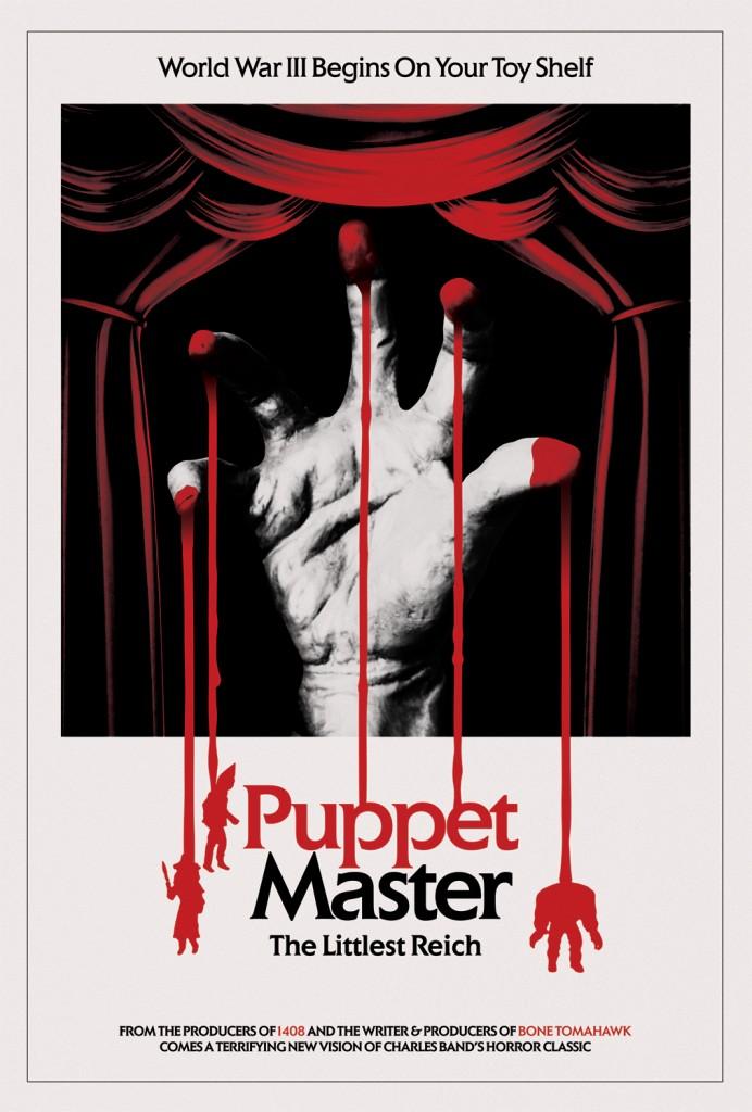 Puppet Master Reboot