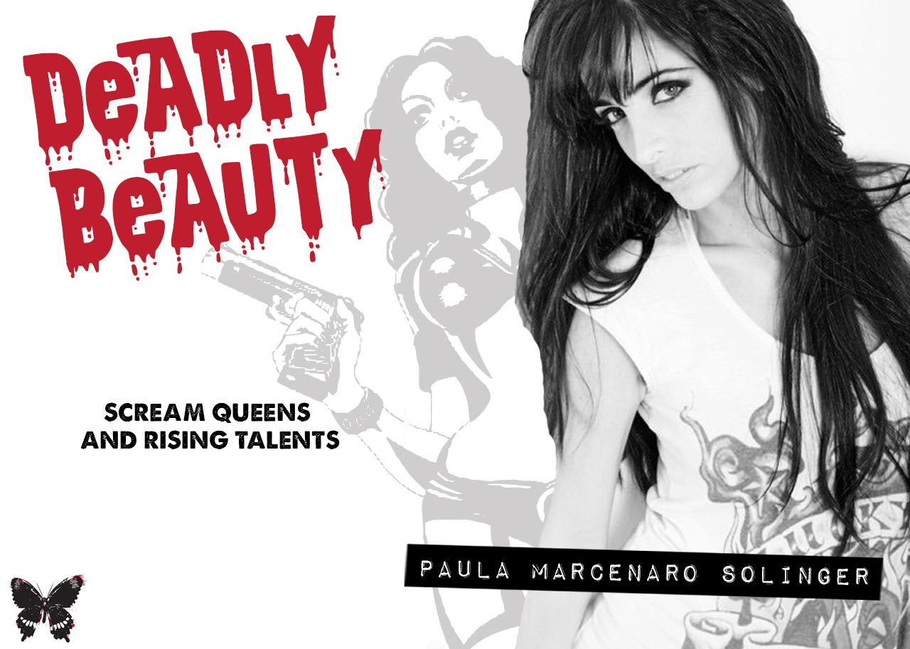 Argentina Porno Paula deadly beauty: paula marcenaro solinger - morbidly beautiful