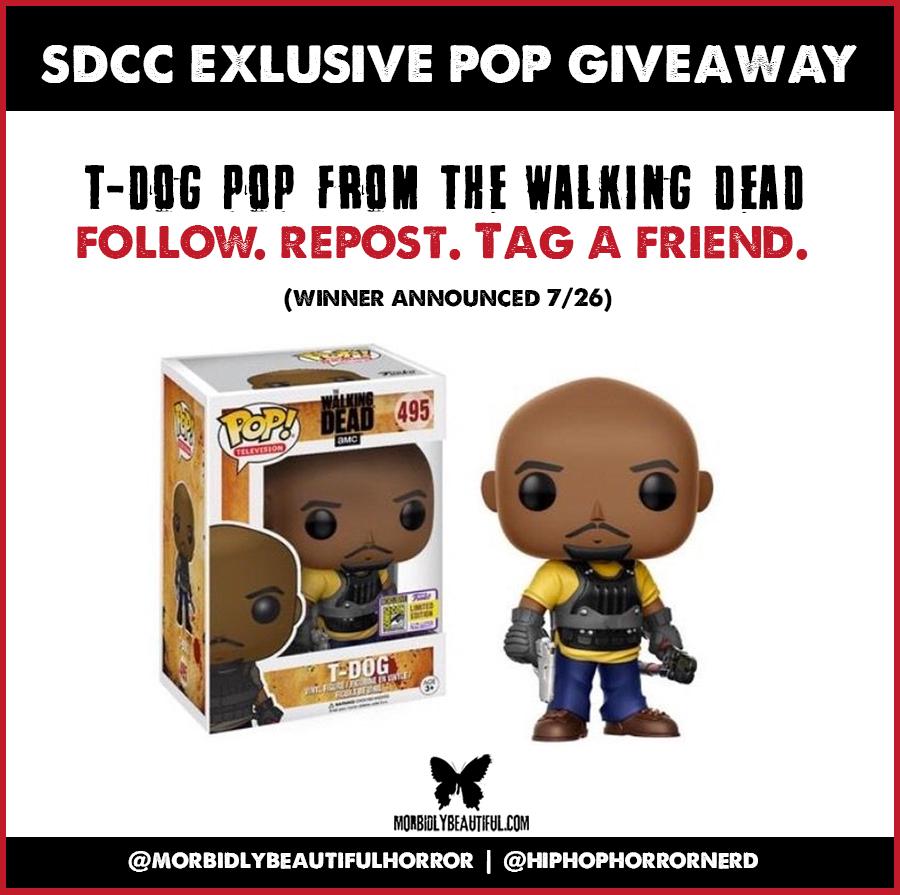 SDCC Pop Giveaway