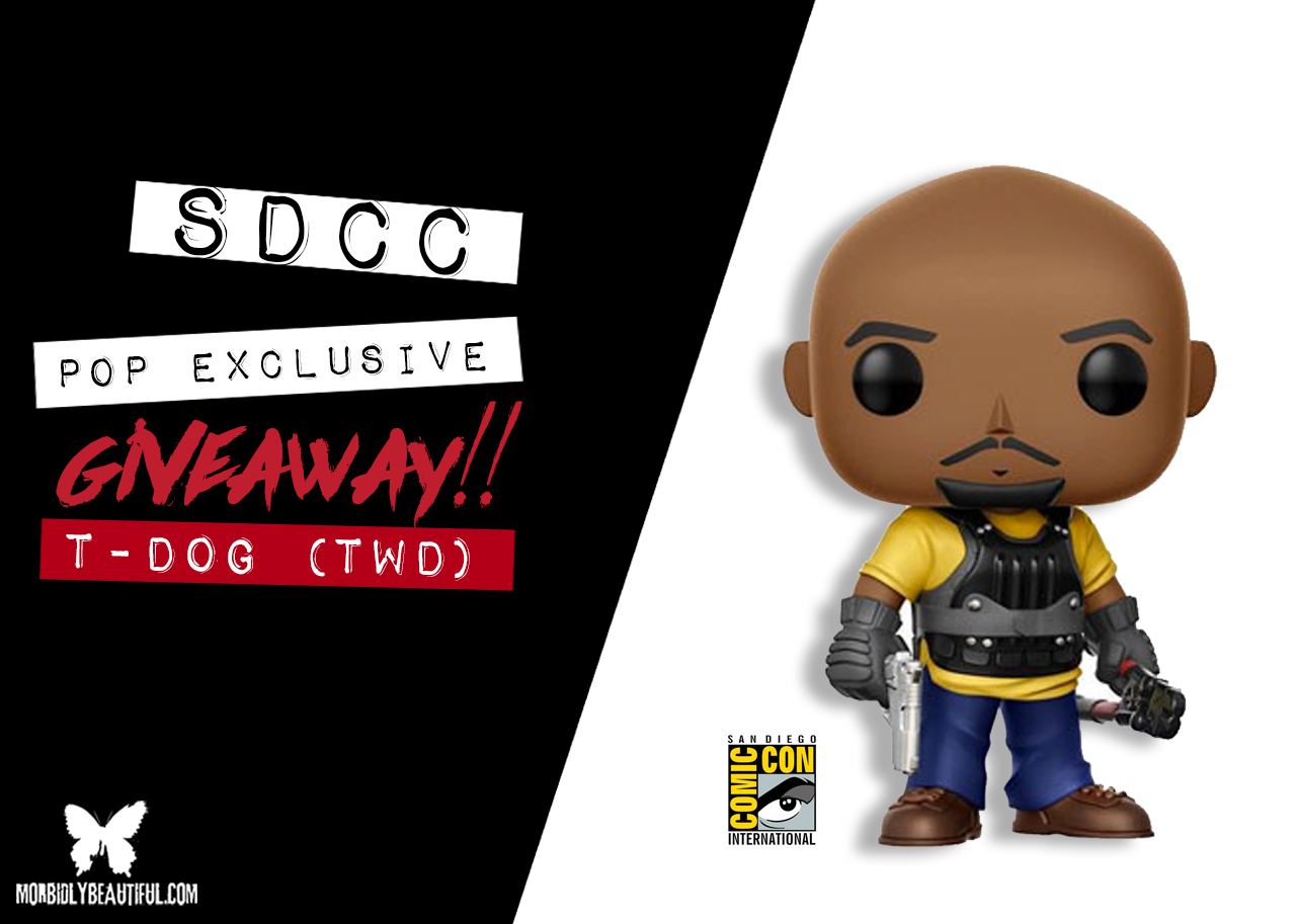 SDCC Funko POP Giveaway