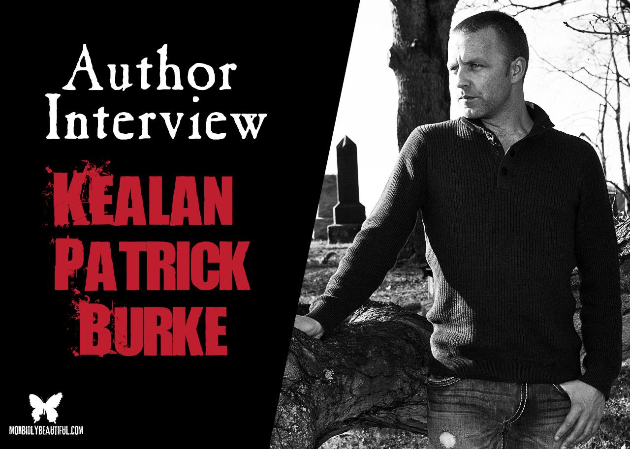 Author Interview Kealan Patrick Burke