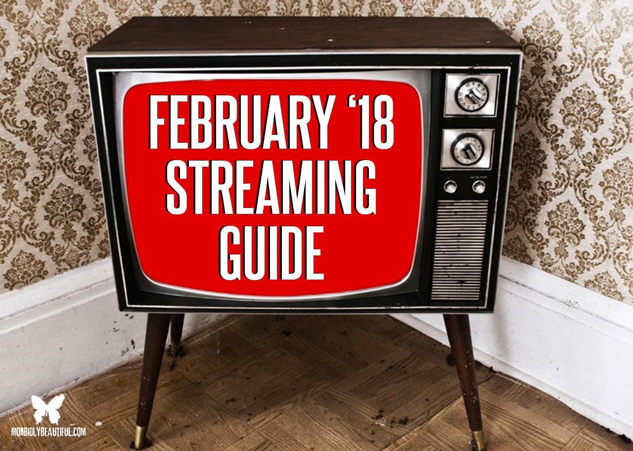 February 2018 Streaming Guide